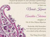 Wedding Invitations Wordings for Indian Weddings Indian Wedding Invitation Wording Template Shaadi Bazaar