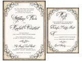 Wedding Invite Inserts Wedding Invitation Inserts