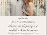 Wedding Invites with Pictures top 5 Photo Wedding Invitations to Set the Mood for Your