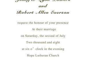 Wedding Reception Invitation Wording Already Married Wedding Invitation Fresh Wedding Reception Invitation