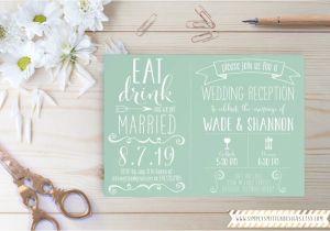 Wedding Reception Invitation Wording Already Married Wedding Reception Invitation Wording Wedding Invitation