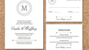 Wedding Reception Invitations with Rsvp Cards Card Invitation Ideas Invitations Wedding Invites and