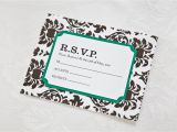 Wedding Reception Invitations with Rsvp Cards Nice Sample Wedding Invitation Rsvp Card Incredible