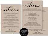 Wedding Welcome Party Invitation Examples Of Wedding Invitations