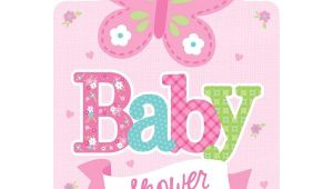 Welcome Baby Girl Party Invitations Welcome Baby Girl Invites Fun Party Supplies
