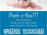 Welcome Baby Party Invitations Baby Invitations Welcome Party and Printing On Pinterest