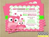 Welcome Home Baby Shower Invitations Wel E Home Baby Shower Invitation Sip and See Baby Shower