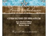Western Quinceanera Invitations Quinceanera Vintage Photo Card Star Blue 5 25 Quot Square