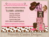 Western themed Baby Shower Invitations theme Western Baby Shower Invitations Free Cowboy Baby