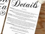 What Do You Put In Wedding Invitations Wedding Invitation Luxury What Information to Put On A