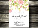 What Name Goes First On Wedding Invitations Only Usd Wedding Invitation Bridal Shower Announcem On