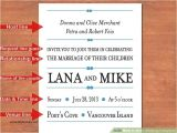 What Name Goes First On Wedding Invitations Wedding Invitation Elegant whose Name Goes First On
