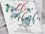 What Paper to Use for Wedding Invitations Diy Floral Wedding Invitations Pipkin Paper Company