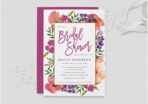 What Should A Wedding Invitation Say What Should A Bridal Shower Invitation Say Wedding