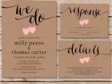 What to Include In A Wedding Invitation 20 Rustic Wedding Invitations Any Bride Will Love