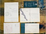 What to Include In Destination Wedding Invitations Intimate Diy Baja Wedding Erin Chris Green Wedding