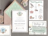 What to Include In Destination Wedding Invitations Vermont Destination Wedding Invitation Brides