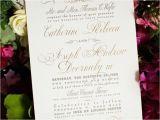 What to Put On A Wedding Invitation Wedding Invitations Wedding Stationery