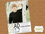 What to Say On High School Graduation Invitations Graduation Announcement High School Graduation Announcement