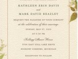 What to Say On Wedding Invitations Invitations for Better and Worse