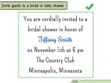 What to Write In A Graduation Invitation 4 Ways to Write A formal Invitation Wikihow