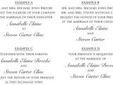 What to Write In A Wedding Invitation Writing A Wedding Invitation