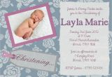 What to Write On A Baptism Invitation Birthday Invitations Christening Invitation Cards