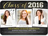 What to Write On A Graduation Invitation Graduation Announcement Wording Ideas for 2017 Shutterfly