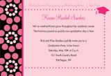 What to Write On A Graduation Party Invitation Invitation Card for Graduation Party Invitation for