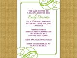 What to Write On Bridal Shower Invite What to Write On A Bridal Shower Invitation Gallery Baby