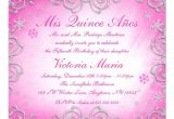 What to Write On Quinceanera Invitations How to Word Quinceanera Invitations What to Write On