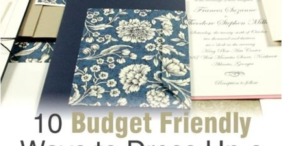 Where to Buy Wedding Invitations In Store 10 Budget Friendly Ways to Dress Up A Store Bought Wedding
