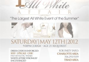 White Party theme Invitations Party Invitations Awesome All White Party Invitations