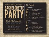 Who Gets Invited to Bachelor Party the 25 Best Ideas About Bachelorette Party Invitations On