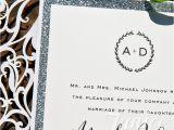 Wholesale Wedding Invitation Albums Exquisite Lace Wine Laser Cut wholesale Wedding Invitation