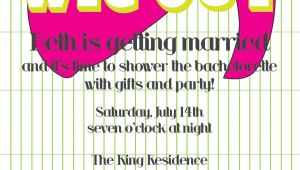 Wig Party Invitations Wig Party Invite White Wigs Online