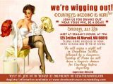 Wig themed Party Invitations Best 25 Wig Party Ideas On Pinterest Pink Wig Drunk