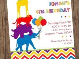 Wild Animal Birthday Party Invitations Wild Animals Birthday Invitations 1 00 Each with