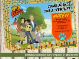 Wild Kratts Party Invitations Unavailable Listing On Etsy