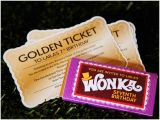 Willy Wonka Party Invites Colorful Willy Wonka Birthday Party Pizzazzerie
