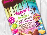 Willy Wonka Party Invites Willy Wonka Birthday Invitations Willy Wonka Invite Wonka
