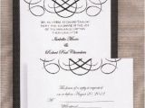 Wilton Wedding Invitation Templates Listed In Wilton Wilton Black White Calligraphy