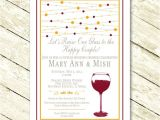 Wine themed Bridal Shower Invitations Etsy Wine themed Bridal Shower Invitation by Lilygramdesigns On