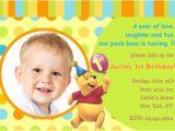 Winnie the Pooh Invites 1st Birthday Free Printable Winnie the Pooh Birthday Invitations