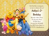 Winnie the Pooh Invites 1st Birthday Free Printable Winnie the Pooh Invitations for 1st