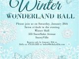 Winter Birthday Party Invitation Wording Snowflake Invitation Frozen Pinterest