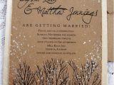 Winter Wedding Invitation Templates 14 Winter Wedding Invitation Templates Sample Example