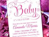 Winter Wonderland Baby Shower Invitations Templates Baby Shower Invitation Template 29 Free Psd Vector Eps
