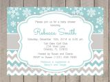 Winter Wonderland Baby Shower Invitations Templates Winter Baby Shower Invitations Template Resume Builder