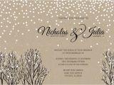 Winter Wonderland Party Invitation Ideas Winter Wedding Invitation Wording Winter Wonderland